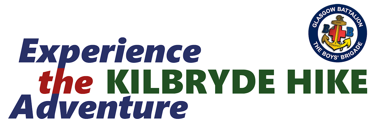 The Kilbryde Hike Logo